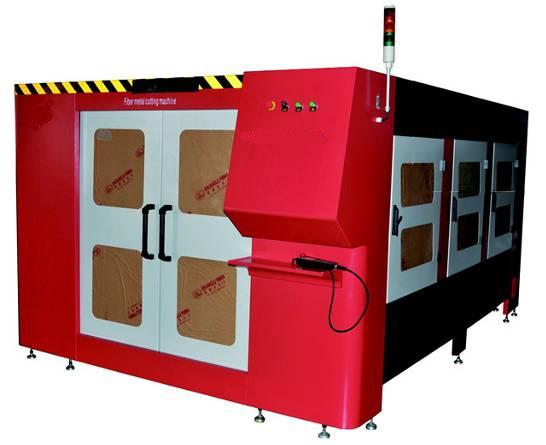Лазерный станок для резки металла UMEC RJ1530 с источником 500 Вт