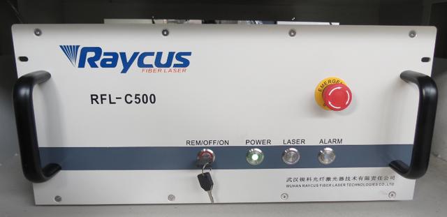 Станок лазерной резки UMEC RJ1530 с источником 300 Вт