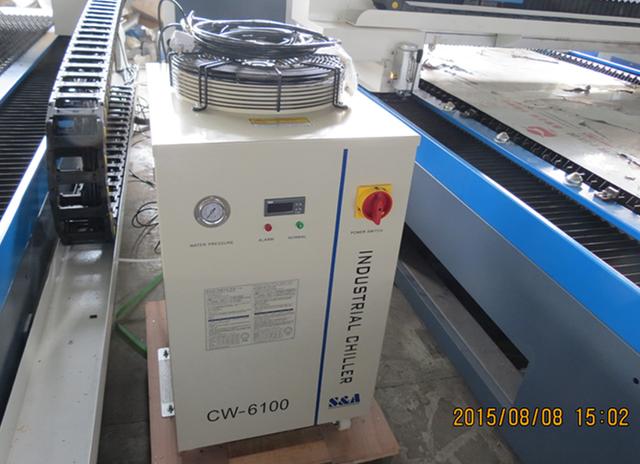 Оптический волоконный лазер UMEC RJ1530 с источником 750 Вт