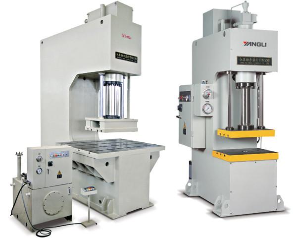 Гидравлические прессы YANGLI YL41-80 (80 тонн)